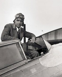 Howard Hughes long before his demise
