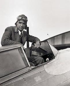 Howard Hughes long before his demise