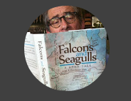 """Falcons and Seagulls"" by David Taylor Johannesen"